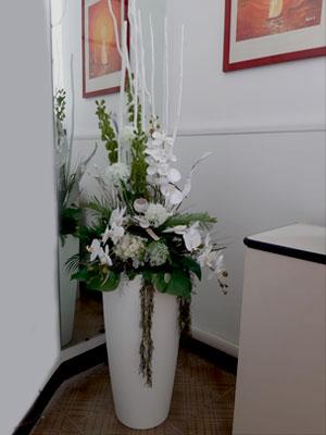 Composizione decorativa per ufficio